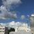 渋谷区上空の雲